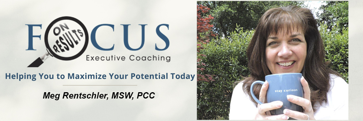 A Focus on Results - Speaking/Training